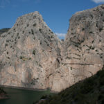 Caminito del Rey mountains